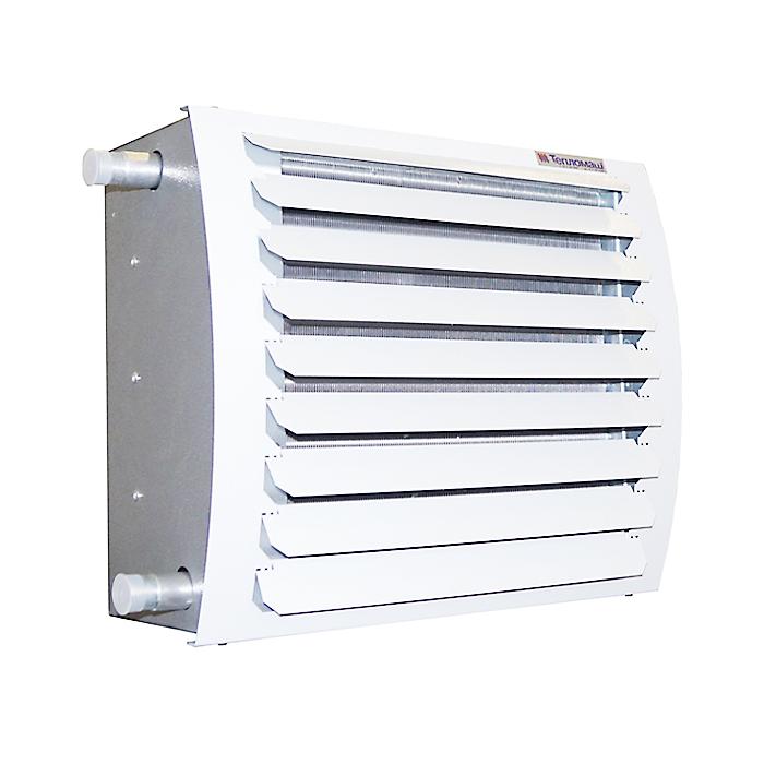 Водяной радиатор с вентилятором 89